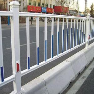 道路护栏锌钢配件