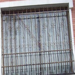 阳台护栏锌钢配件