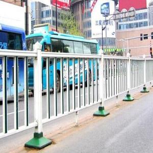 交通护栏锌钢配件